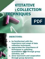 QUANTITATIVE DATA COLLECTION TECHNIQUES.pptx