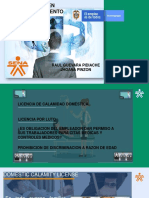 LIC, Calamidad Domestica,Luto,Permisos de Citas,Discriminacion de Edad-raul Guevara,Jhoana Pinzon