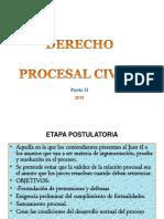 Derecho Proc. Civil I-B-2019-II.pptx