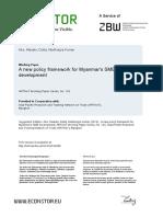 A New Policy Framework for Myanmar's SME Development, 2014, Abe, Dutta.pdf