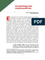 A Neurobiologia Das Emoções Positivas