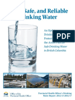 Pho Drinking Water Report 2019
