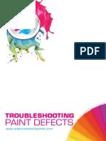 Automotive Art Troubleshotting Paint Defects Guide