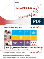 DCN Hotel WIFI Solution - 2017