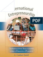 2009 - International Entrepren