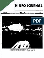 MUFON UFO Journal - February 1982