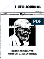 MUFON UFO Journal - February 1985