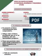 Tarea 02 - Importancia del planeamiento estratégico en la gerencia prospectiva.pptx