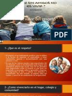 El valor del respeto.pptx