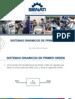 Sistemas Dinamicos Primer Orden