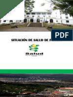 Situación de Salud Panamá 2013