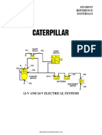 Cat 12 12v Electic Training