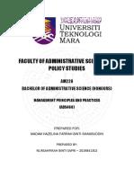 Tutorial Questions PDF