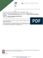 Simple Principles of Data Analysis 1989
