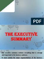The Executive Summary.pptx