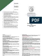 Brochur Disposiciones