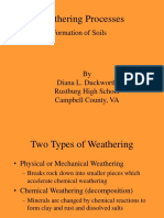 Weathering (NOT MINE BTW, CREDS TO THE NAME ON THE PPT)