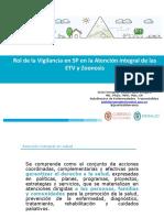 rol de la vigilancia en salud publica en etv-zonoosis