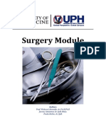 Surgery Module (Penerapan 2)