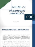 Unidad 2 - Facilidades Produccion