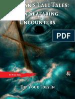 Daerdans Tall Tales Ten Seafaring Encounters