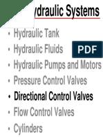 Directional Control Valve