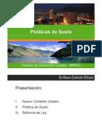 1 POLITICAS DE SUELO - LUIS EDUARDO BRESCIANI