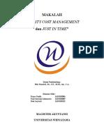Makalah Quality Cost Management.doc