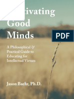 Cultivating Good Minds_ a Phil - Baehr, Jason_5523