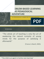 Problem-based Learning Report [Autosaved]