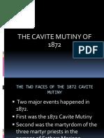 The Cavite Mutiny of 1872