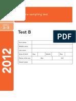 SAT paper