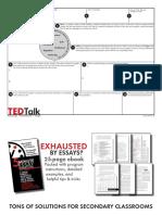 TEDTalksFREEWorksheettoUseWithANYTEDTalkPublicSpeakingGrades612
