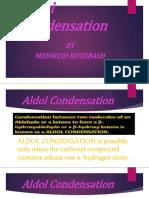 Adole Condensation PPT