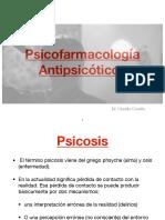 Resumen de Psicofarmacologia