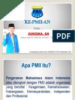 Materi Ke-PMII-an