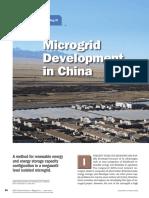 Microgrid Development in China - Ieee Magazine