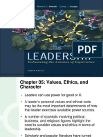 Chap005_ppt_8e - Values, Ethics & Character