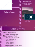 7. Bond Valuation