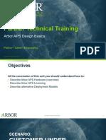 Arbor APS STT Unit 01 Design Basics 25 Jan2018
