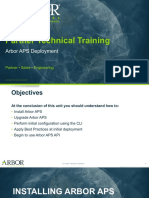 Arbor APS STT Unit 02 Deployment 25 Jan2018