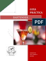 Guia de Bartender - Definitiva