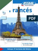 Muestra Assimil Francés Guía de Conversación