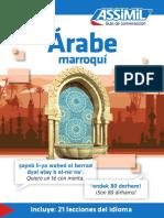 Muestra Assimil Árabe Marroquí Guía de Conversación