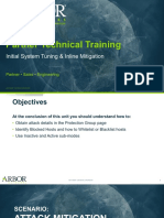 Arbor APS STT_Unit 05_Inline Mitigation_25Jan2018