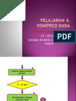 Pelajaran 4 Kompresi Dada
