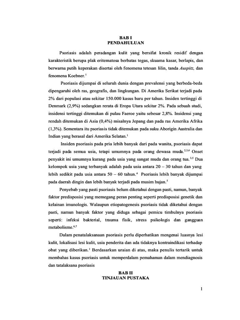 laporan kasus psoriasis vulgaris pdf)