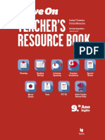 Teacher's Resource Book Move On 9