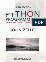 John Zelle - Python Programming_ an Introduction to Computer Science 3rd Edition