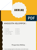 Ppt Akhlak Fix